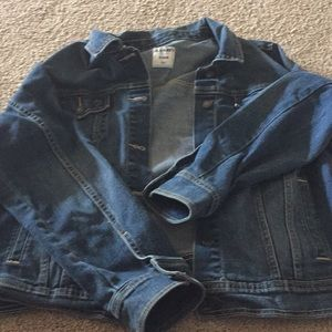 XL Old Navy Jean Jacket